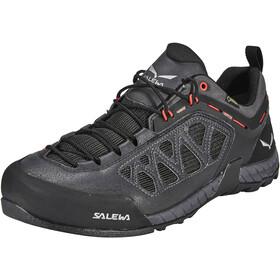 Salewa M s Firetail 3 GTX Shoes Black Out Papavero 803ff704fc984